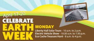 Earth Week Monday