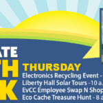 Earth Week Thursday