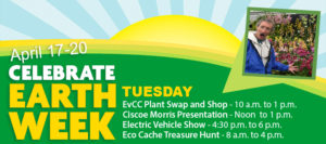 Earth Week Tuesday
