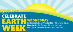 Earth Week Wednesday