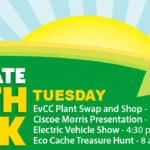 Earth Week Tuesday